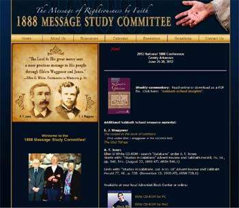 The 1888 Message Study Committee