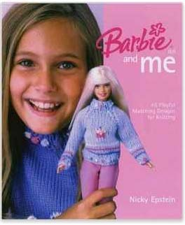 Barbie Knitting Patterns