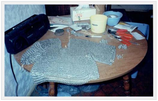 Chain Maille Patterns