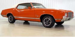 1971 Cutlass Supreme SX