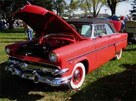 1954 Ford Sunliner for Sale