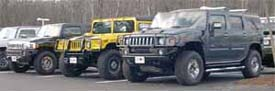 Hummers for Sale
