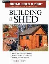 How to b Build a Shed