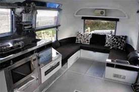 Used Airstream.