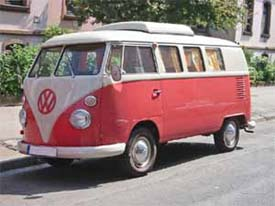 VW Bus for Sale